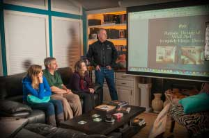 Robertson Photography Studios In-Home Consultation