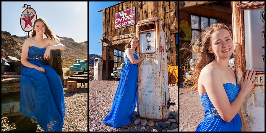 Nelson Ghost Town - Senior Portraits 1