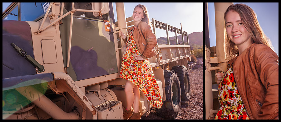 Nelson Ghost Town - Senior Portraits 15