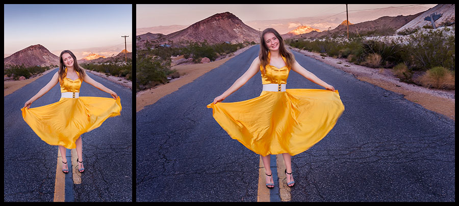 Nelson Ghost Town - Senior Portraits 22