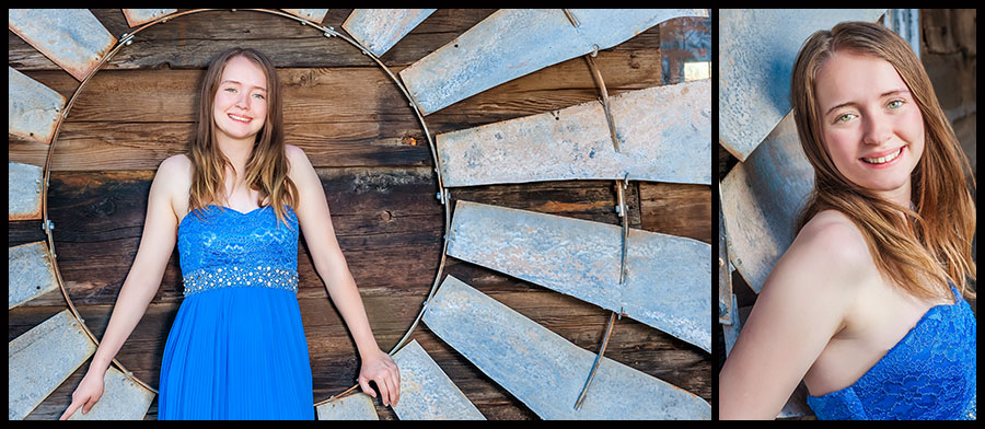 Nelson Ghost Town - Senior Portraits 6