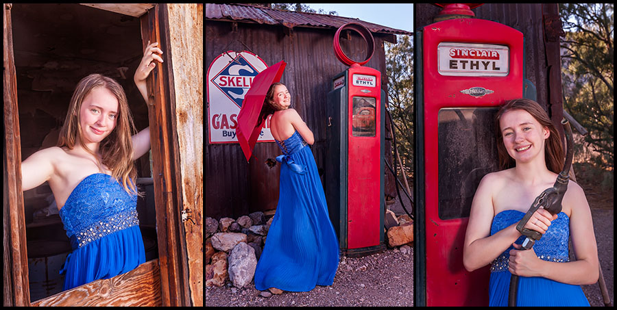 Nelson Ghost Town - Senior Portraits 8